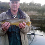 Steve Esmon - Bull Pool brownie, over 1lb8oz
